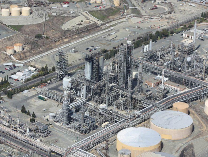 На скважине Total нашли крупные залежи природного газа