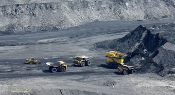 Coal mining in Poland has low rates