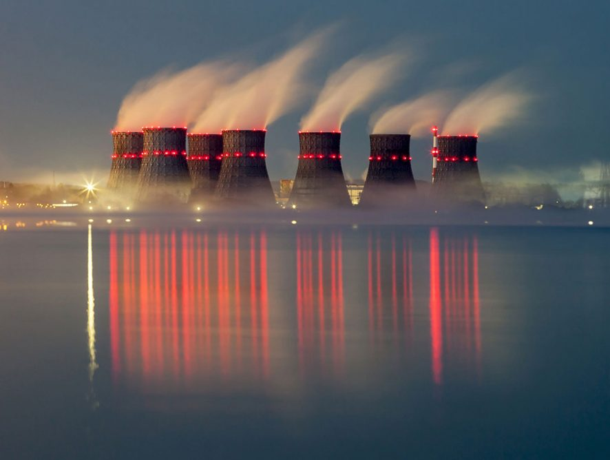 Floating nuclear power plant - as a new class of power sources