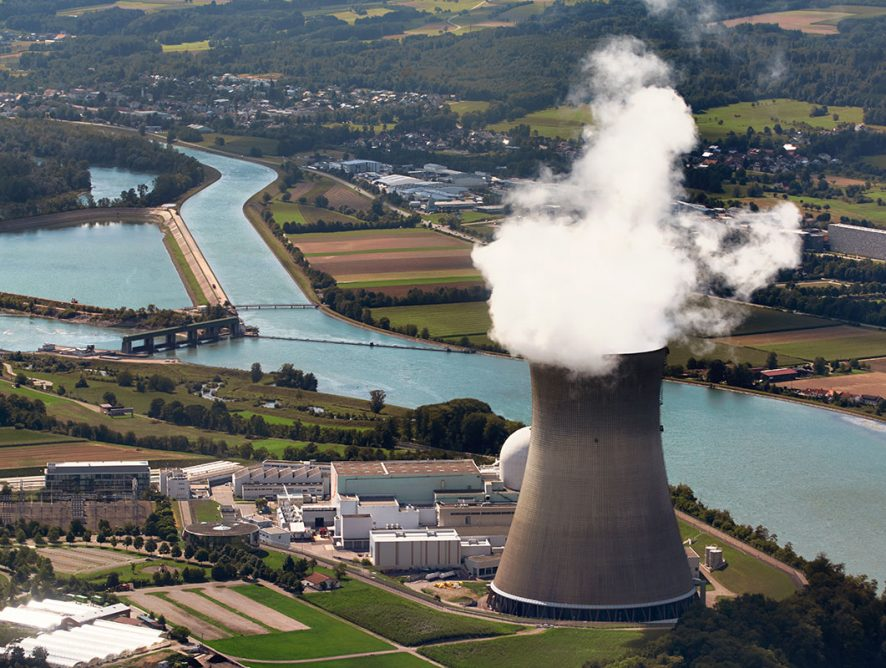 How the explosion at the nuclear power plant in Switzerland almost led to an environmental disaster
