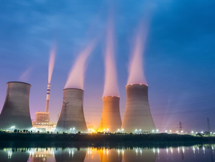 Use of nuclear energy in China