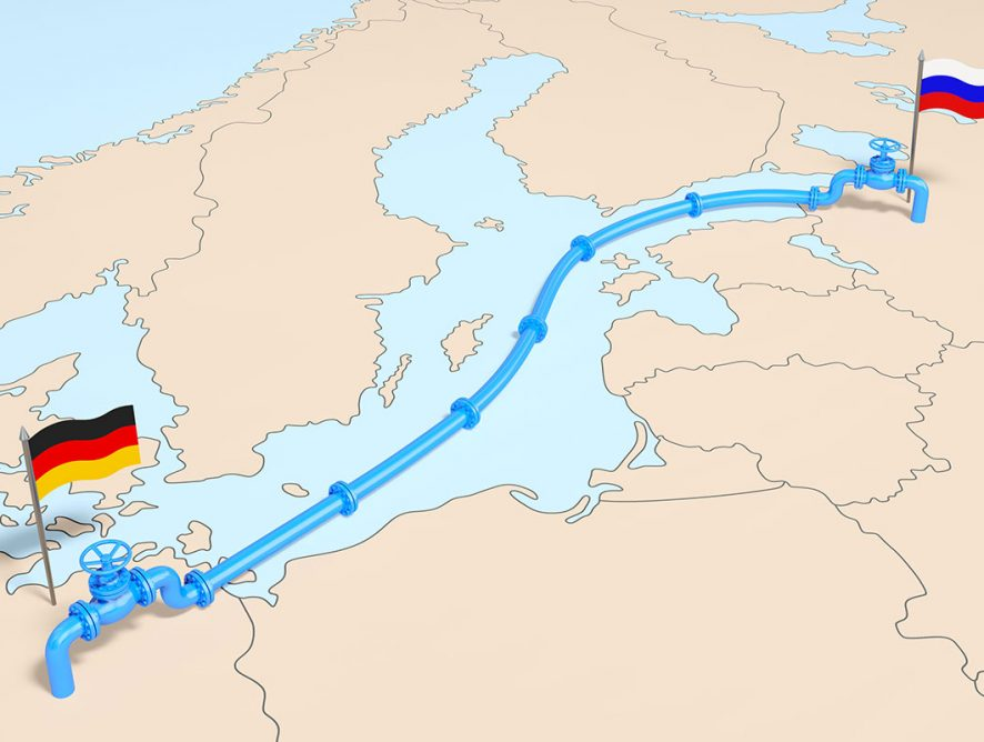 """Position in the market: United States against the """"Nord stream-2"""""""