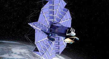 Космическая электростанция для получения энергии солнца: суть разработки