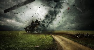 Японский тайфун: как использовать силу ветра в мирных целях