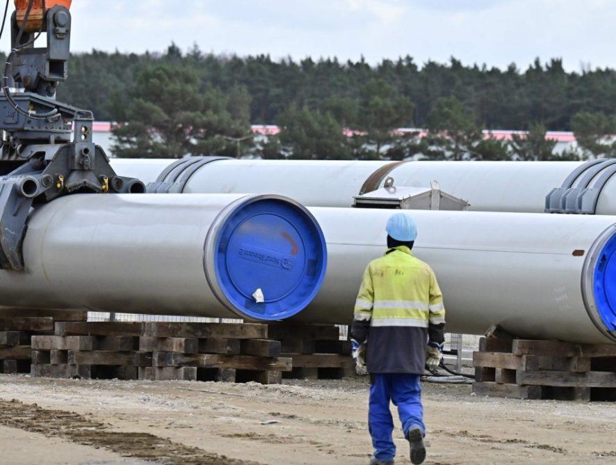 """Введение новых санкций против строительства """"Северного потока-2"""""""