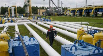 Украина запустила виртуальный реверс газа из Словакии