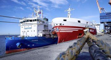 Поставка СПГ в Балтийском море: сотрудничество Nauticor и Novatek