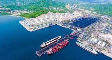 """АО """"Восточный порт"""" внедрил новую систему пылеподавления на угольных предприятиях"""