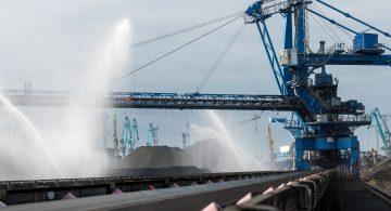 Ростерминалуголь обработал юбилейную партию - 200 млн тонн угля за 24 года