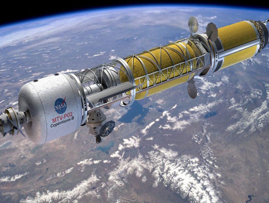 Ядерный космический двигатель: перспективность технологии для ускорения полетов