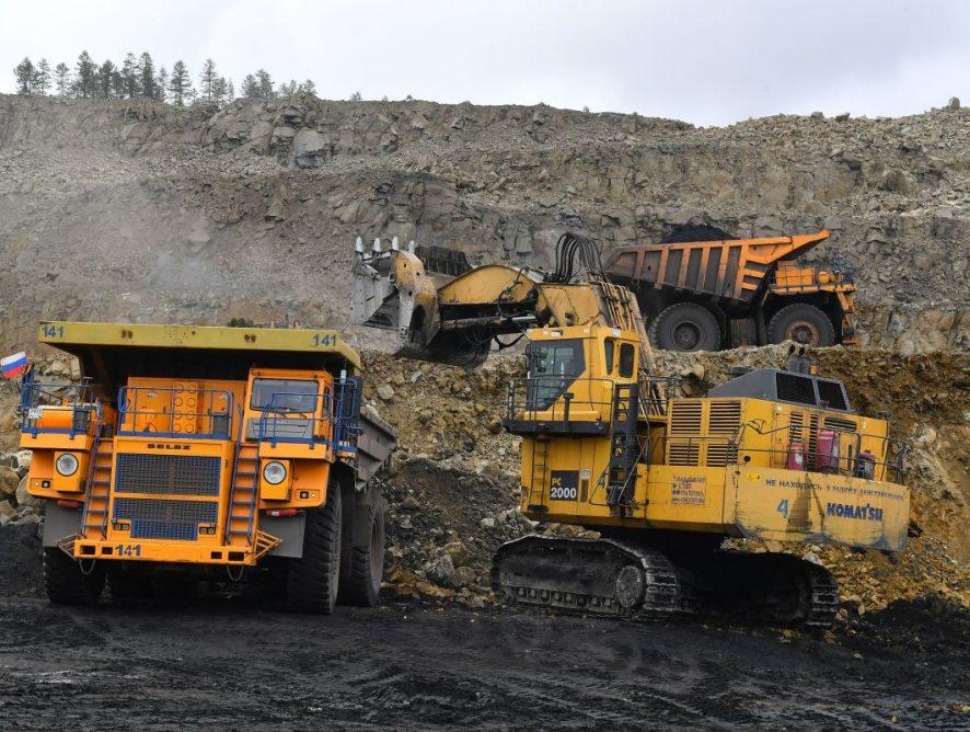 Эльгинское угольное месторождение: программа развития предприятия