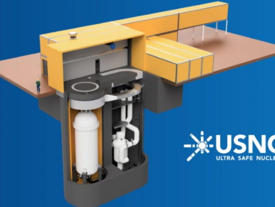 Американская компания Ultra Safe планирует построить реактор в Корее