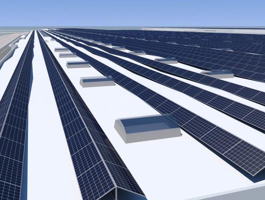 Подразделение Audi Hungaria создало крупнейшую в Европе солнечную электростанцию