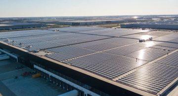 Корпорация PVH Corp построила в Нидерландах солнечную электростанцию