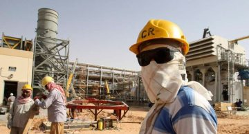 Саудовская компания Saudi Aramco решила увеличить добычу нефти