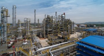 Китайские ученые представили демонстрационный проект по производству метанола