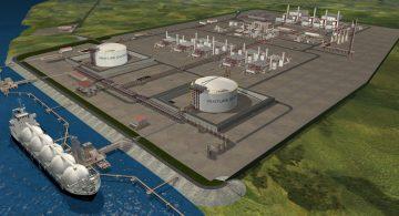 Поставщик газа Venture Global LNG построит еще один СПГ-завод