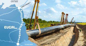 Новый газопровод Capacity4Gas соединил чешскую систему с немецким газопроводом EUGAL